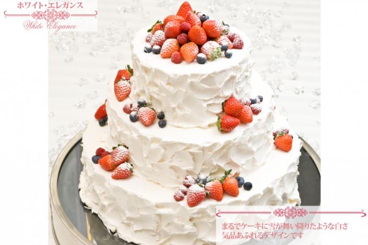 新作♡ウエディングケーキ