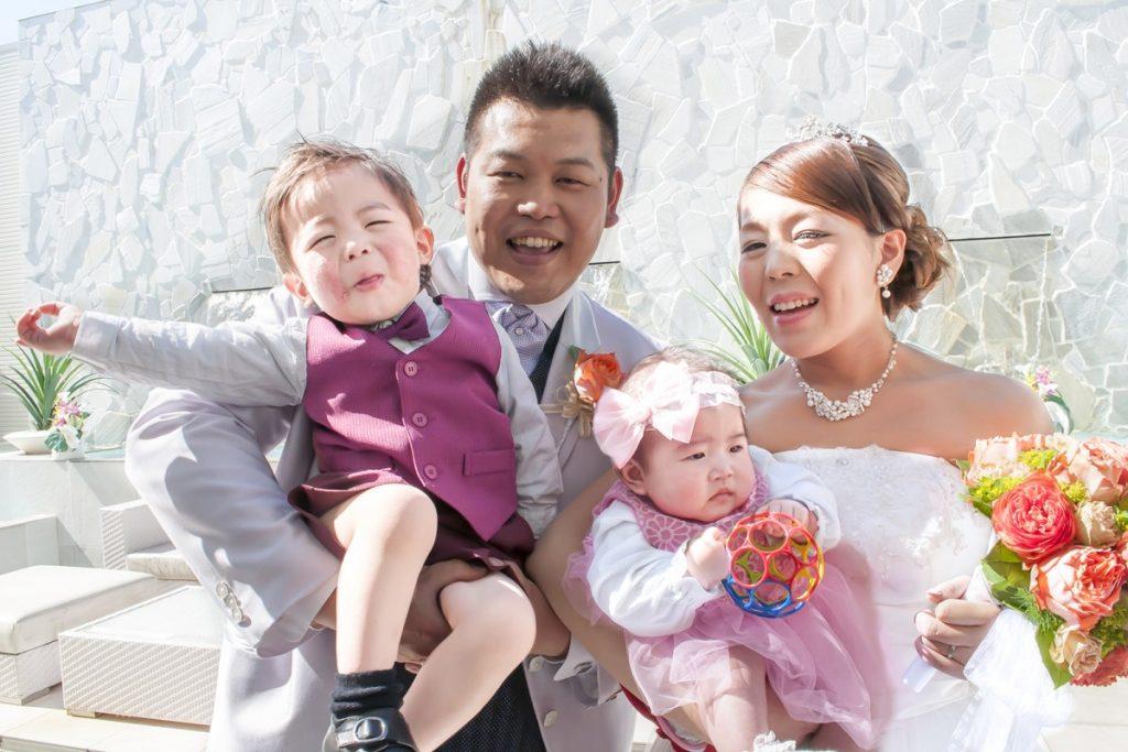 家族の絆を強くした最高に幸せな一日