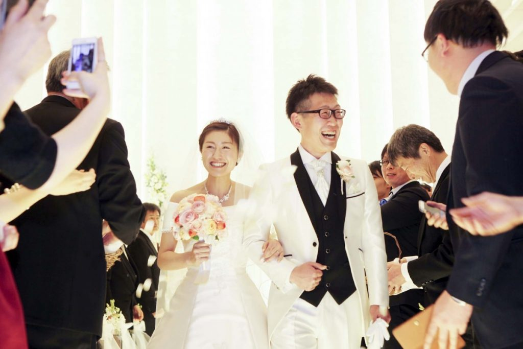 みんなが笑顔になれるアットホームな結婚式♡