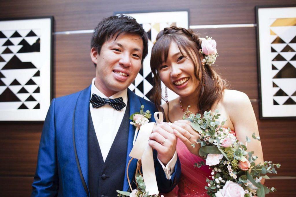 アットホームな結婚式♡