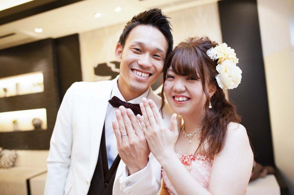 アットホーム✨な結婚式