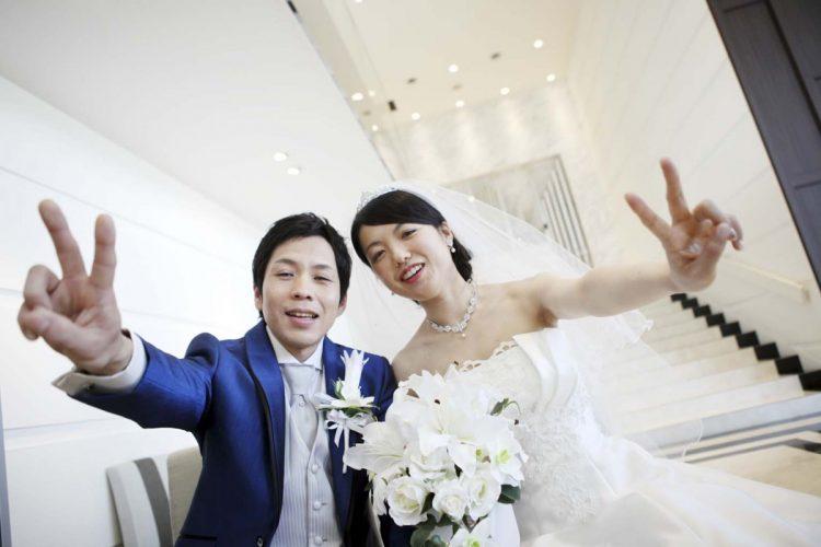 アットホームでみんなと話せる結婚式