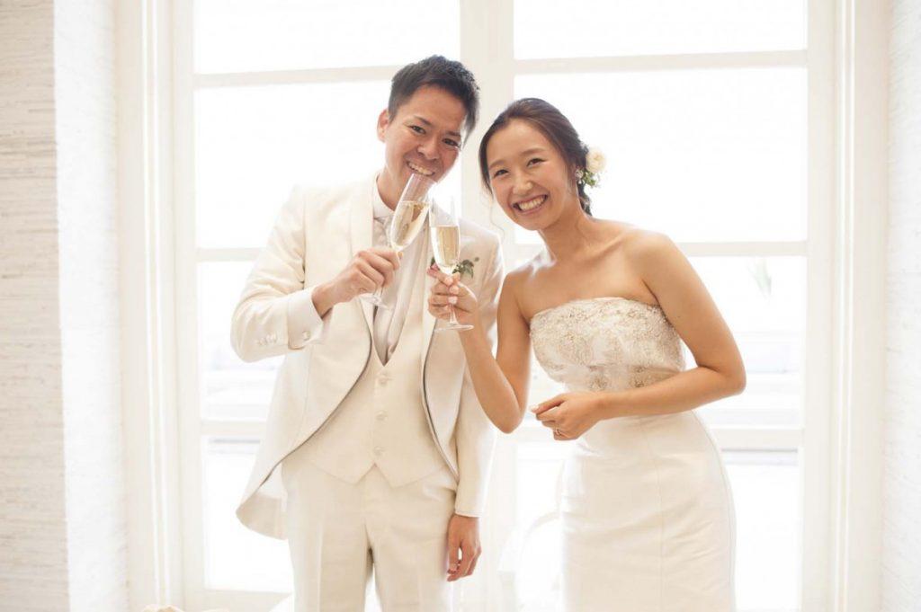 みんなの心に残る結婚式
