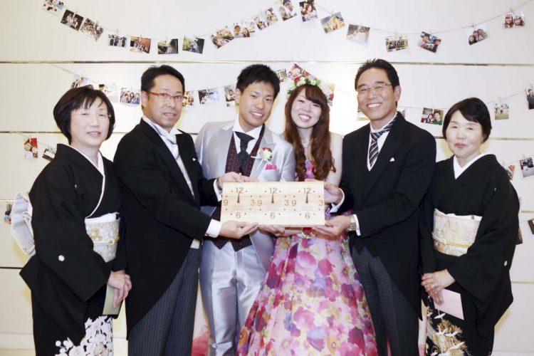 みんなが笑顔で楽しい結婚式♡