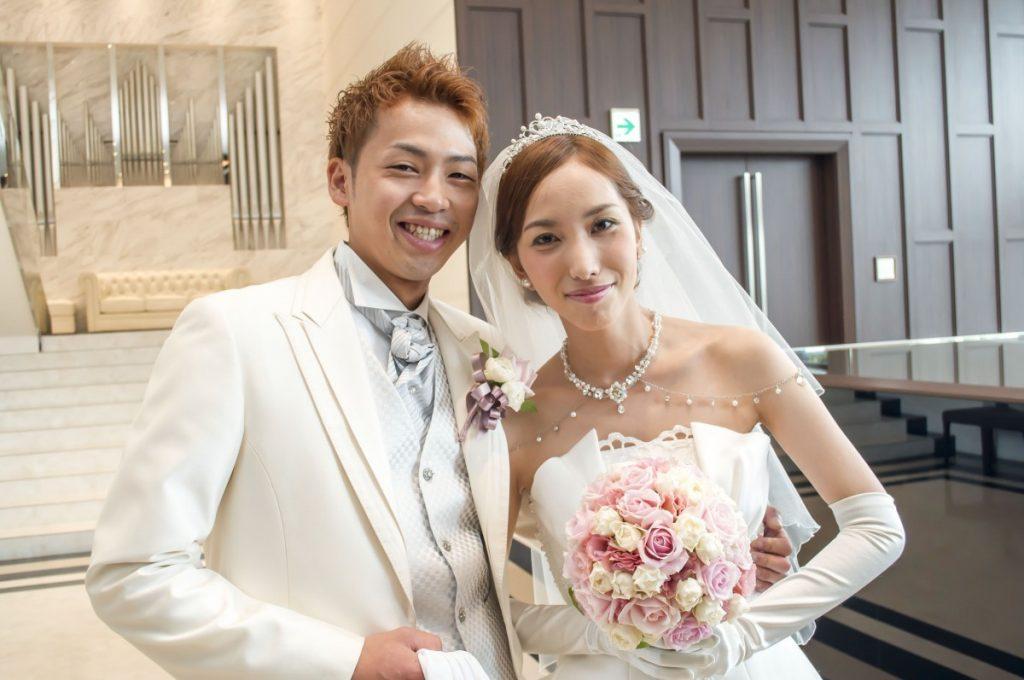サプライズいっぱいの結婚式!