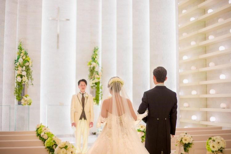 【高砂殿・ブレシード】親子ウエディング特典